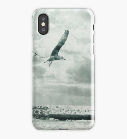 Nature ~ vintage iPhone Case