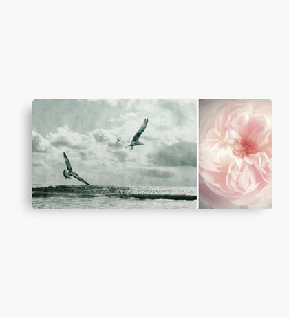 Nature ~ vintage Canvas Print