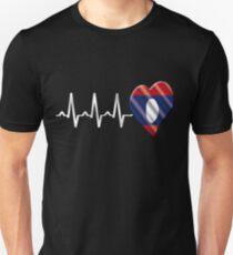 Laos Unisex T-Shirt