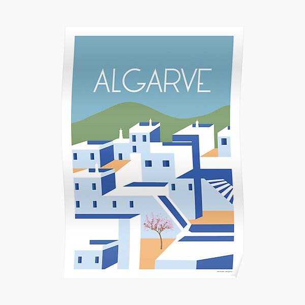 Algarve Açoteias Poster