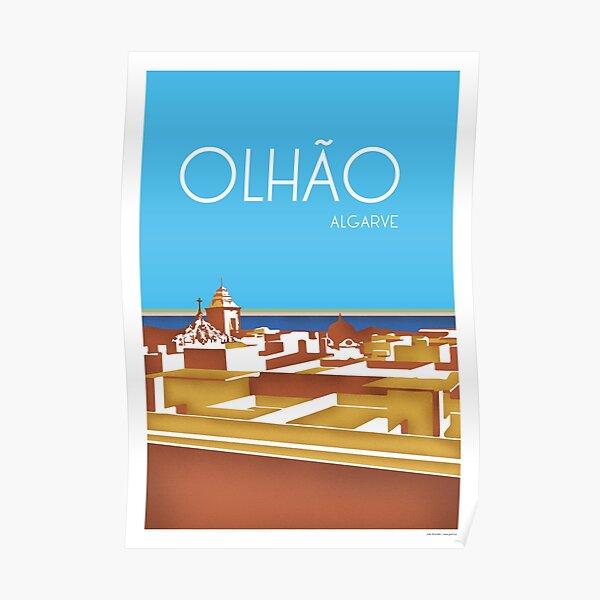 Olhão Poster