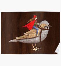 Sparrow Rider Poster