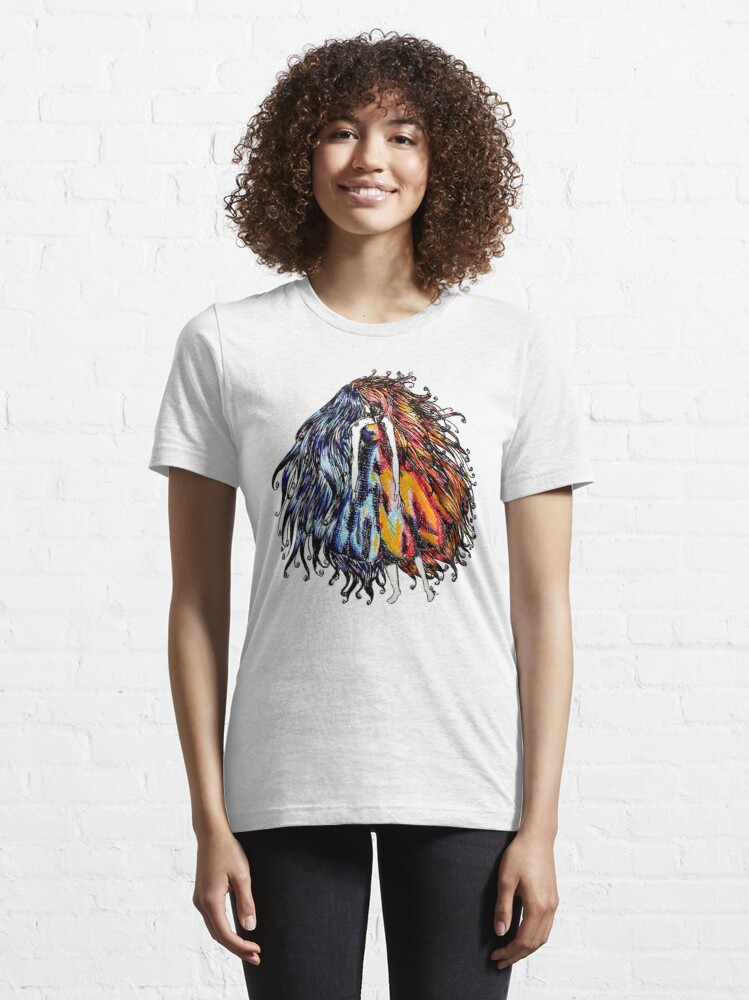 Alternate view of Hot & Cold Faceless girl Essential T-Shirt