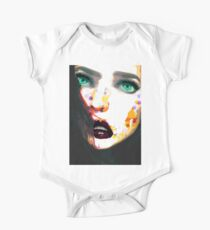 Girl with the green eyes Kids Clothes
