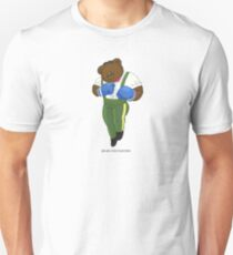 BEARS and FIGHTERS - Dudley Unisex T-Shirt