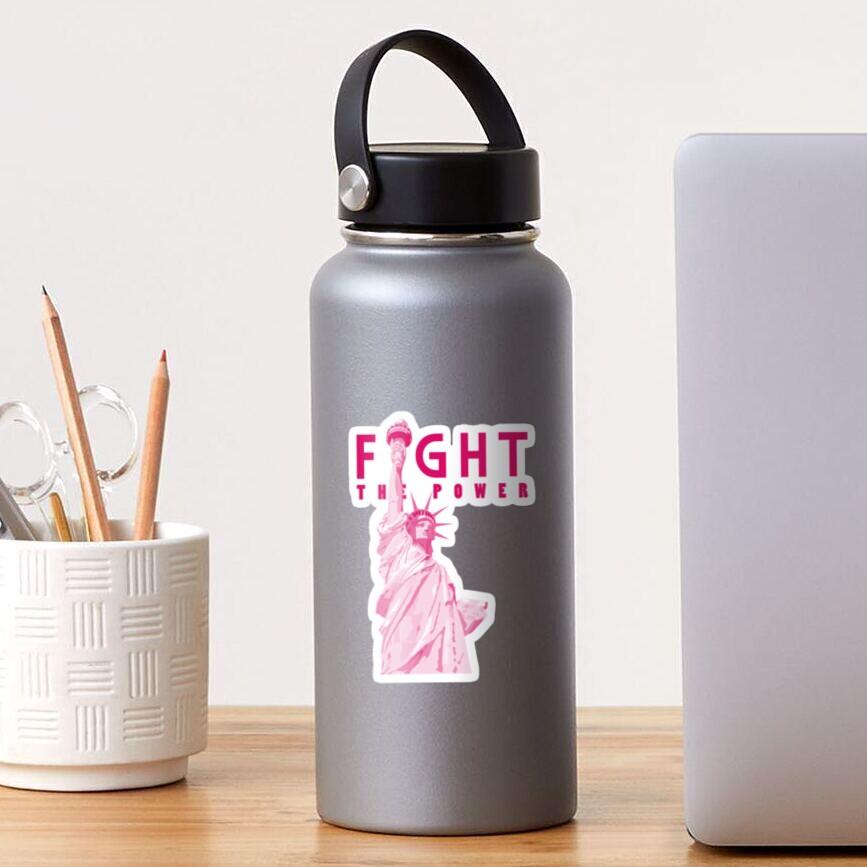 fight the power (Lady Liberty) Sticker