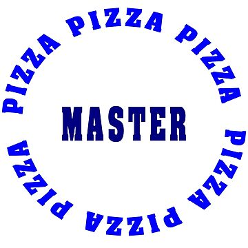 PIZZA MASTER by Live-Counter