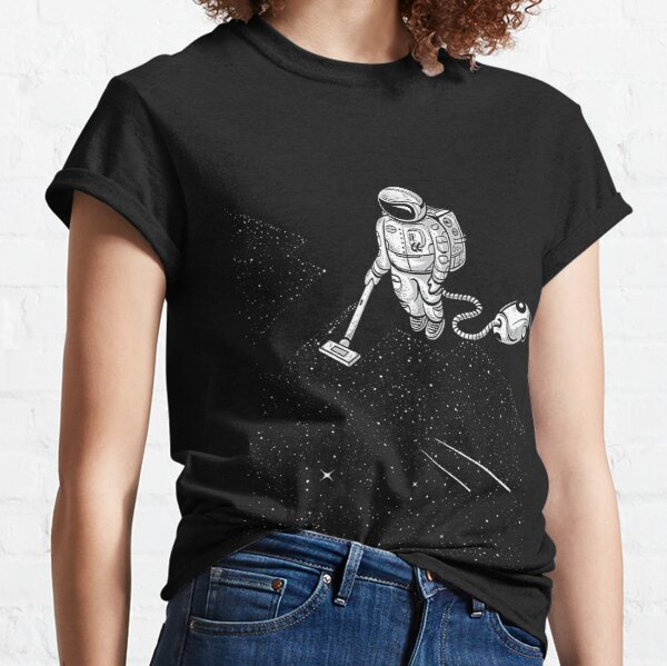 space vacuum cleaner Classic T-Shirt