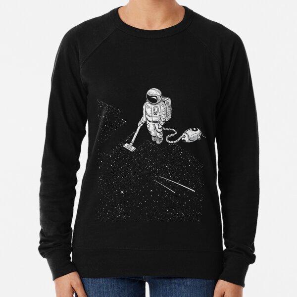 space vacuum cleaner Lightweight Sweatshirt