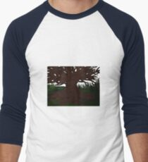 The tree Men's Baseball ¾ T-Shirt