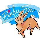 Binky Free! by Jaki Hong