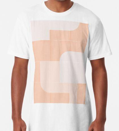 Retro Tiles 04 #redbubble #pattern Long T-Shirt