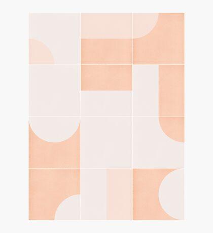 Retro Tiles 05 #redbubble #pattern Photographic Print