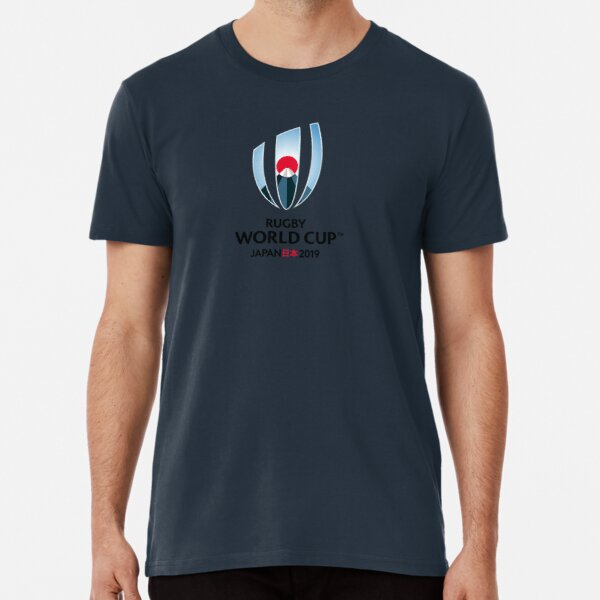 2019 Rugby World Cup Japan Premium T-Shirt