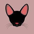 Schwarze Katze von Lilith  Zazz