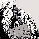 Iron Man by Sturstein