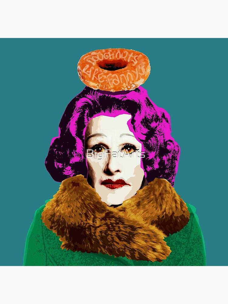 Donuts wie Fannys (Quadrat) von BigFatArts