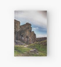 Castle In Ruins Hardcover Journal