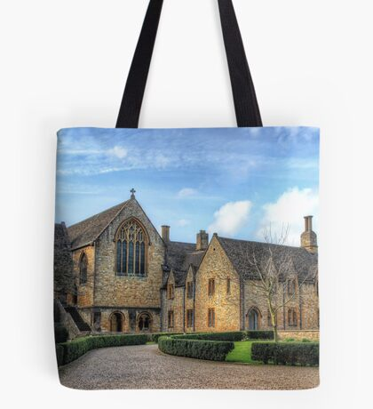 The Old School Tote Bag