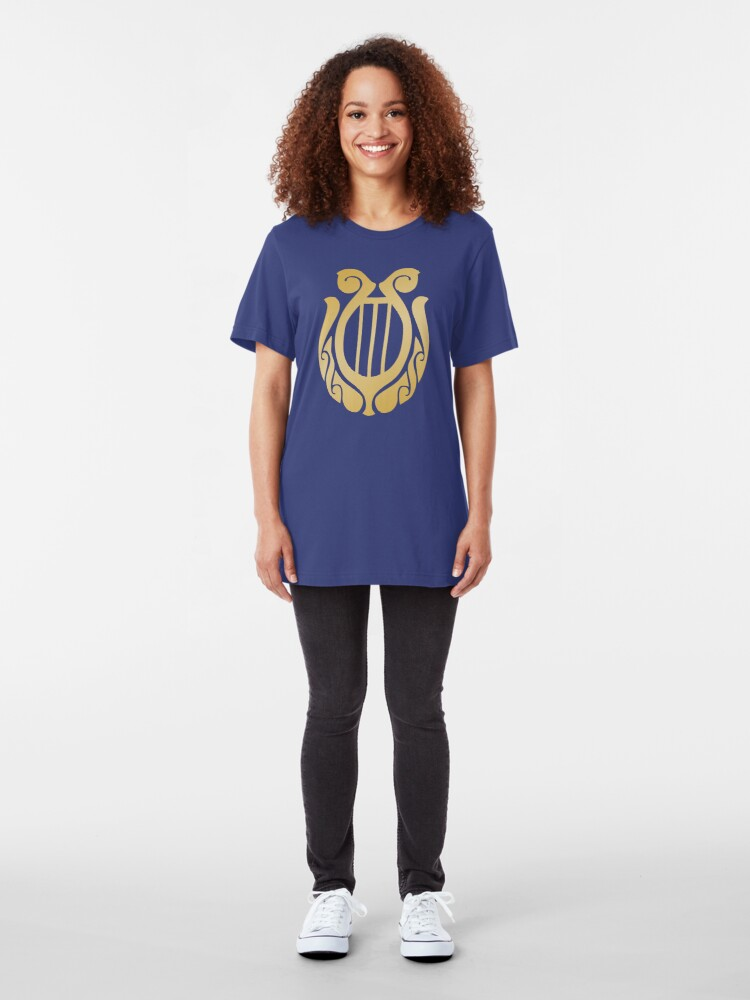 Alternate view of Malkuth Empire Slim Fit T-Shirt