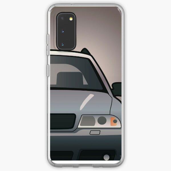 Coque et skin adhésive Samsung Galaxy « Audi A4 S4 Quattro B5 ...