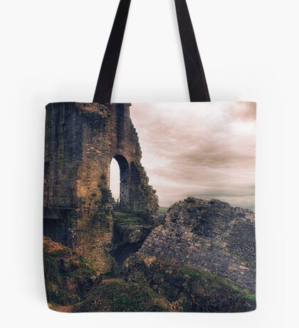 Defeated by Time Tote Bag