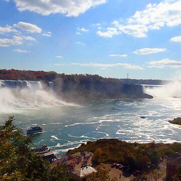 Niagara Falls by mickrose