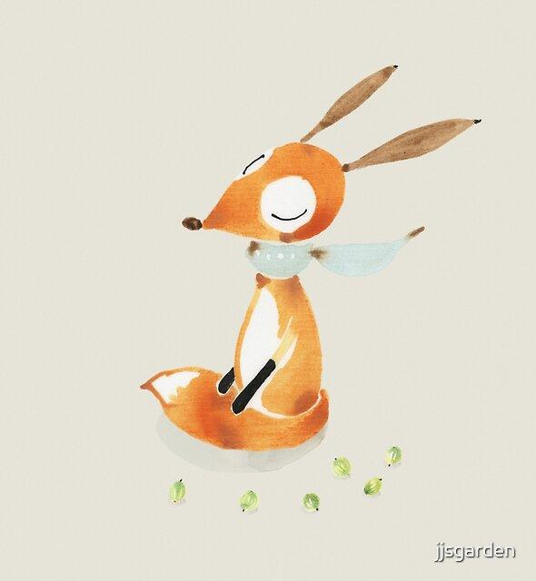 Dear Fox by jjsgarden