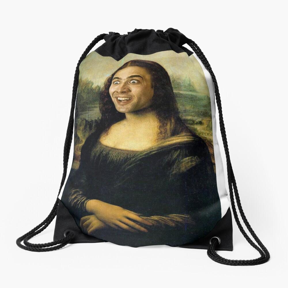 Nicholas Cage Mona Lisa Turnbeutel