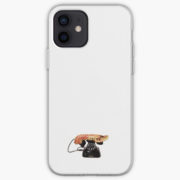 Lobster Telephone by Salvador Dalí iPhone Soft Case