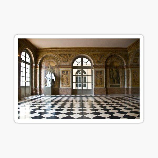 Salle des Hocquetons, Versailles Sticker