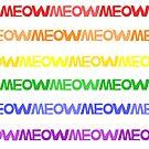 Meow Stripes (set 4) by Mannykat8x
