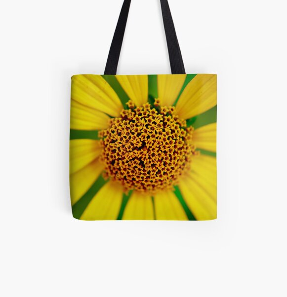 Early Sunflower All Over Print Tote Bag