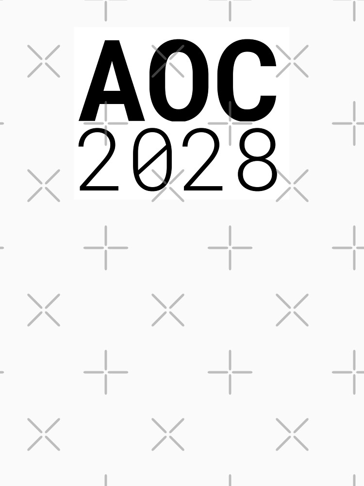 AOC 2028 - Get ready for Alexandria Ocasio-Cortez's future presidential run! by willpate
