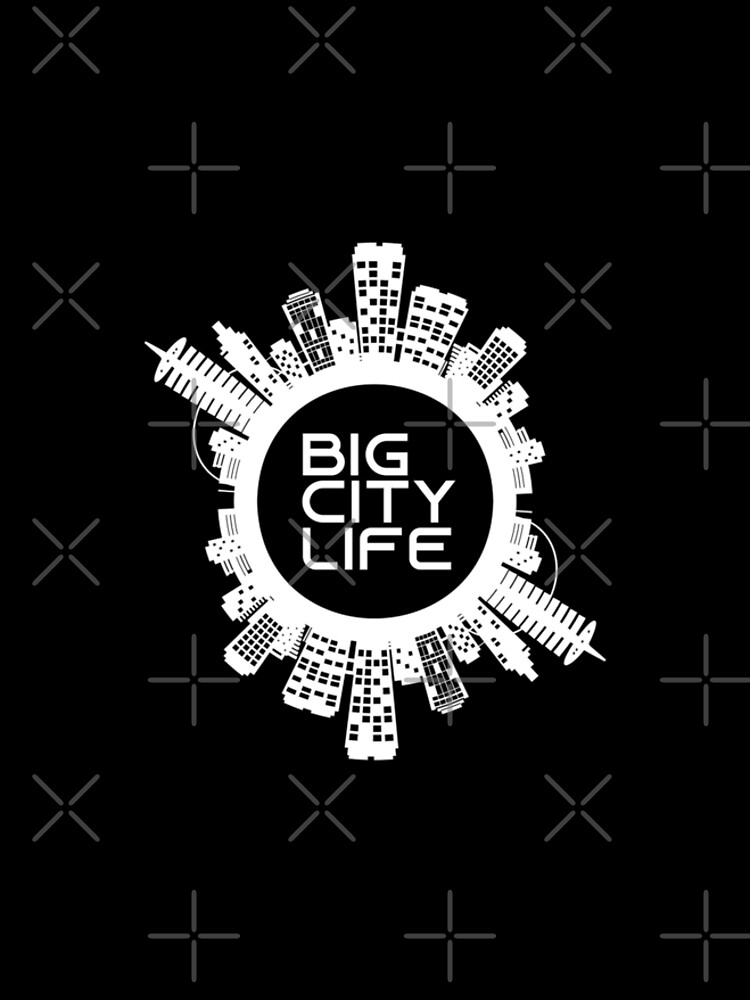 BIG CITY LIFE (w) by Pentamoby