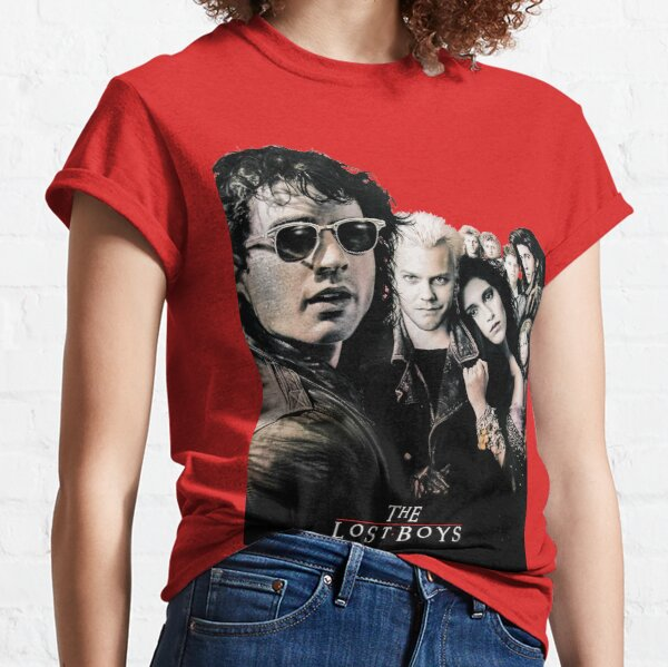 The Lost Boys Poster Inspired Artwork Classic T-Shirt