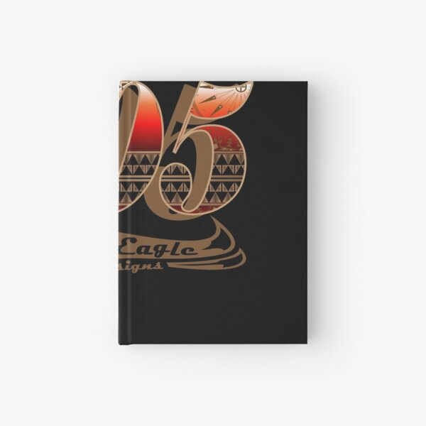 605 (Brown) Hardcover Journal