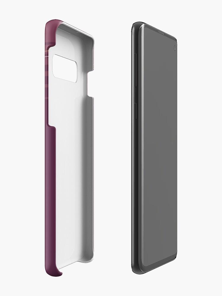 Alternative Ansicht von Mareep-Go-Round Hülle & Klebefolie für Samsung Galaxy