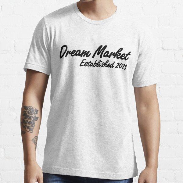 Dream Market Darknet Marketplace T-shirt Essential T-Shirt