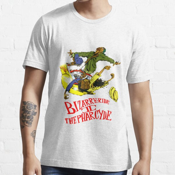 Bizarre Ryde To The Pharcyde Essential T-Shirt