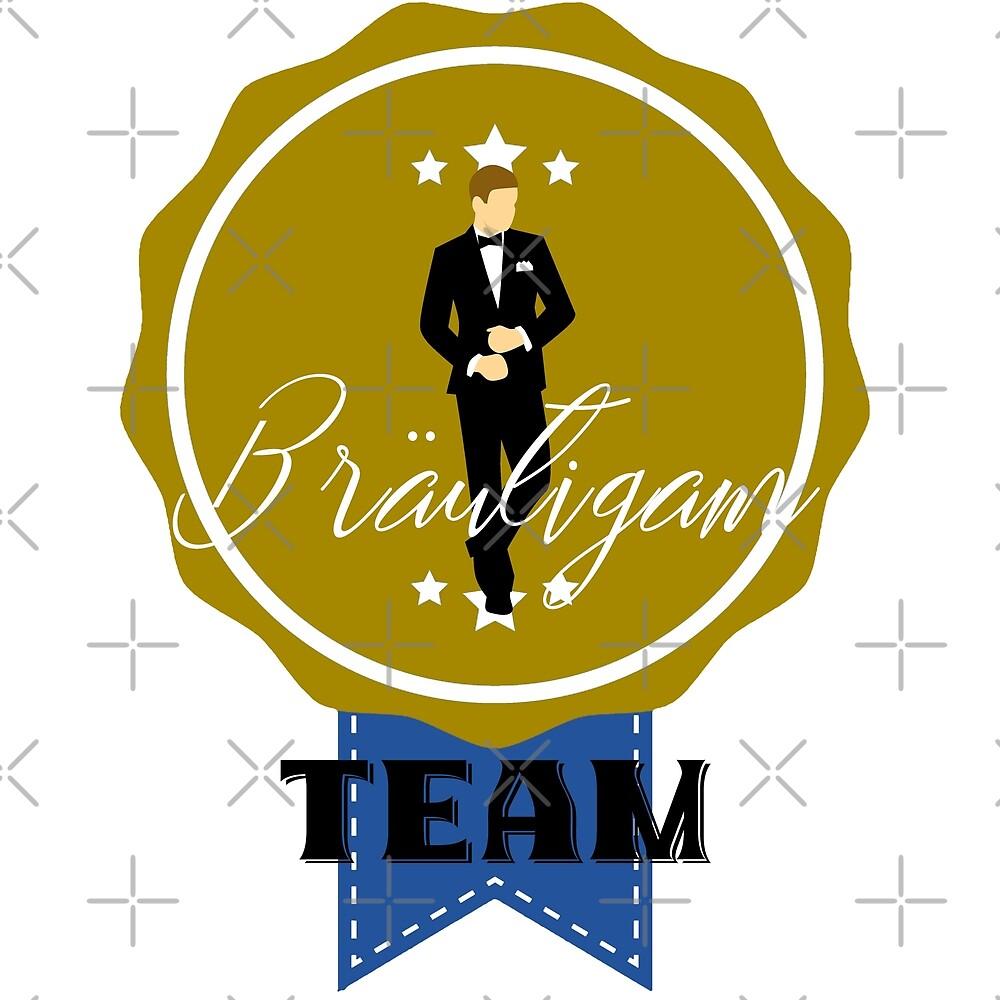 TEAM GROOM (b) by Pentamoby