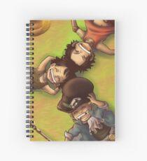 ASL - Childhood Spiral Notebook