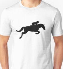Horse Jump Slim Fit T-Shirt
