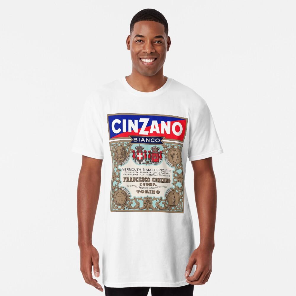 CINZANO Long T-Shirt