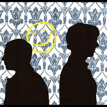 221B Baker Street by mariegib