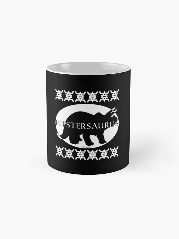 Alternate view of HIPSTERSAURUS (w) Mugs