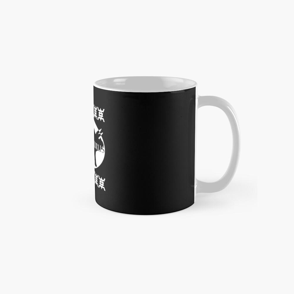 HIPSTERSAURUS (w) Mugs