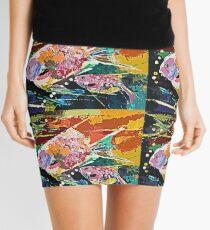 Fish Fish Mini Skirt
