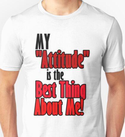 My Attitude T-Shirt