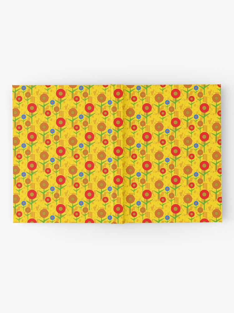 Alternate view of Busy Bees With FLowers Hardcover Journal